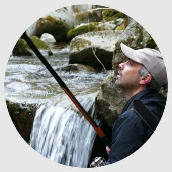 Jacques, documentaliste, rédacteur et pêcheur compulsif