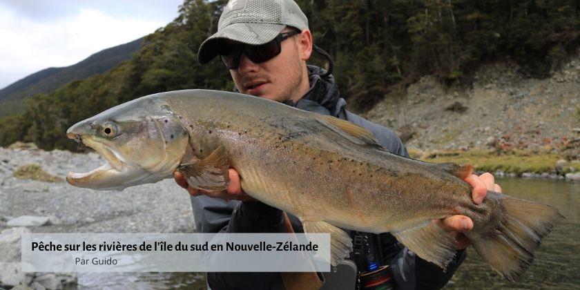 Pêche en Nouvelle-Zélande sur les îles du Sud
