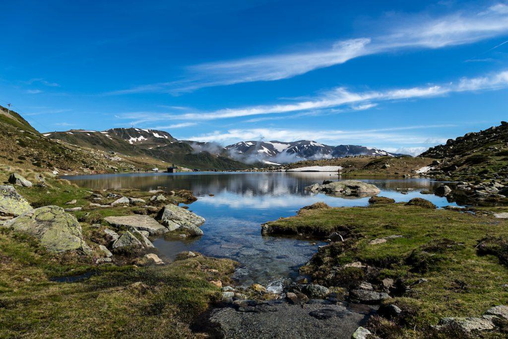 Pêche en Andorre, lacs de montagne