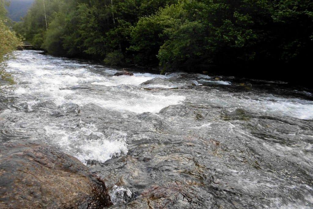 rivière Andorre