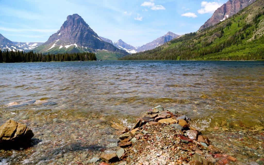 Two Medecine Lake