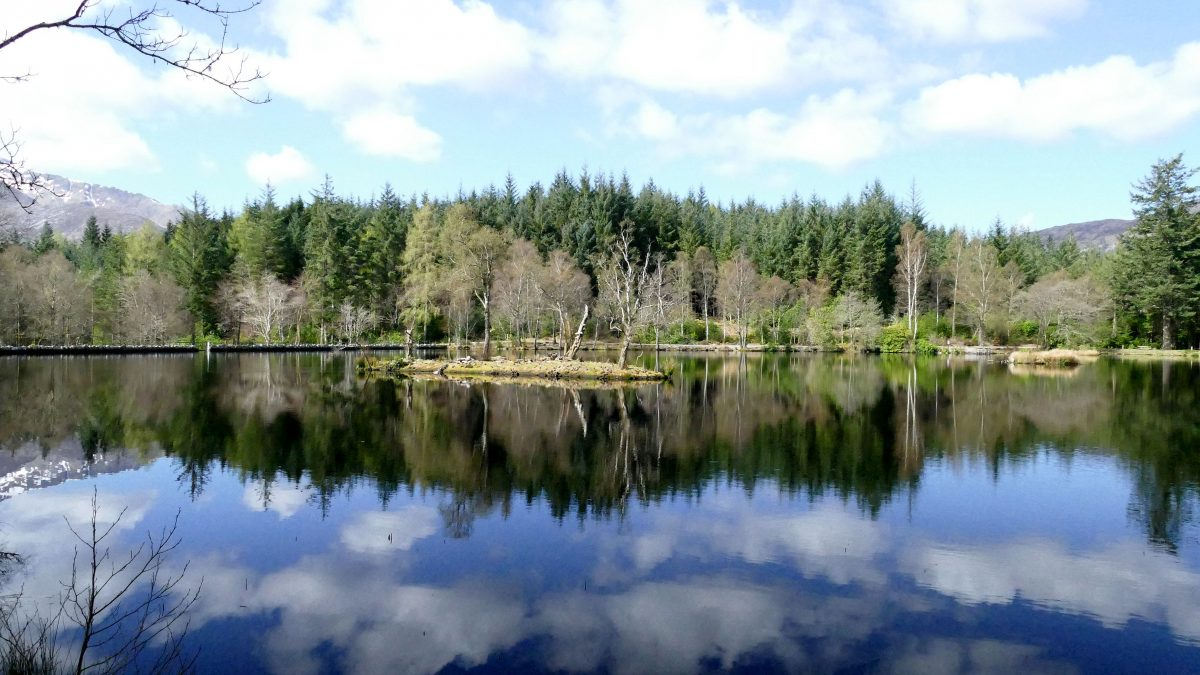 Lochan Glencoe