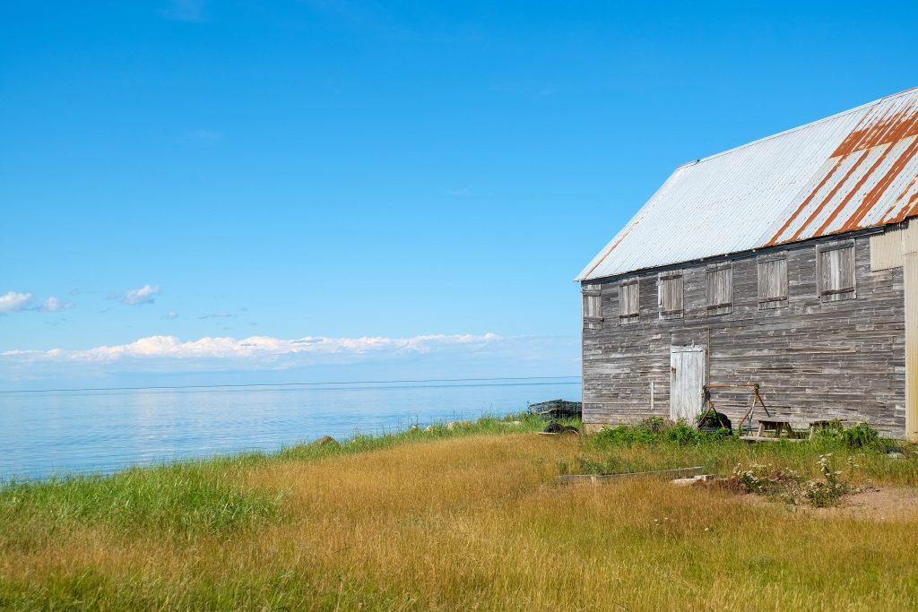 Paysage du Nouveau-Brunswick