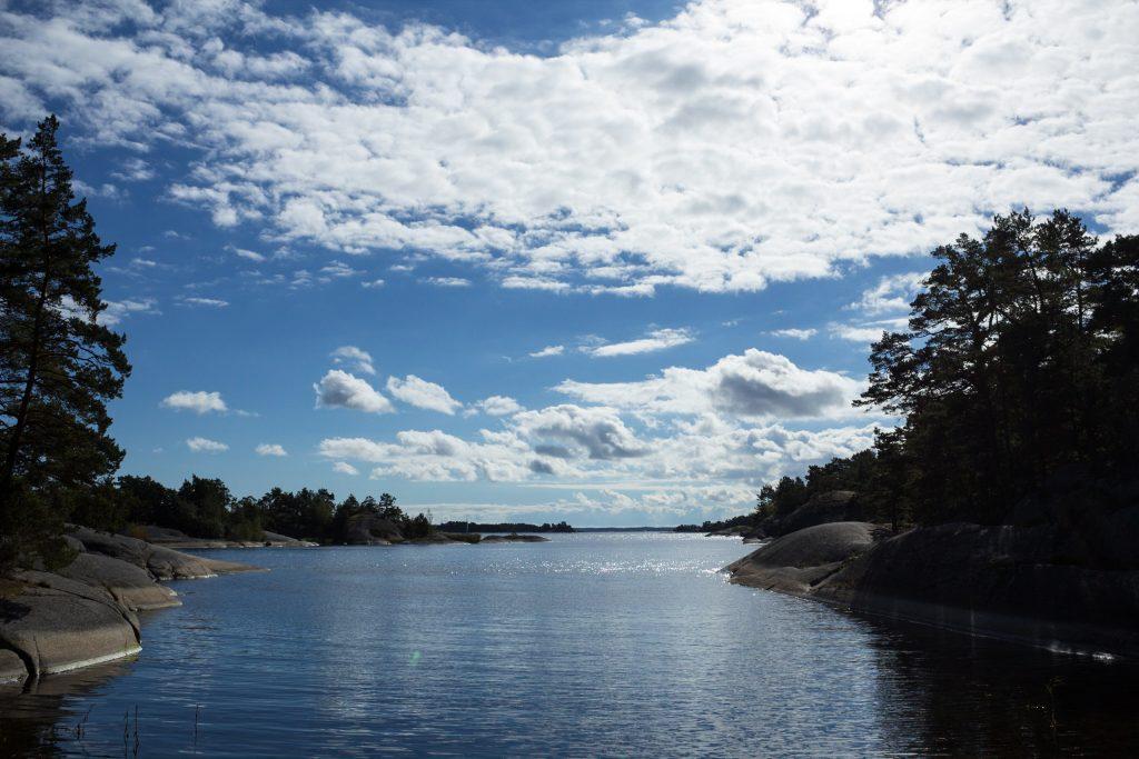 Archipel de Stockholm, île de Grinda