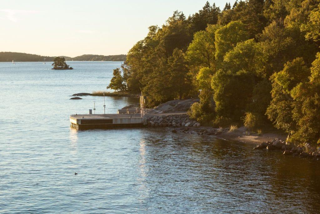 Archipel de Stockholm - l'île de Finnhamn
