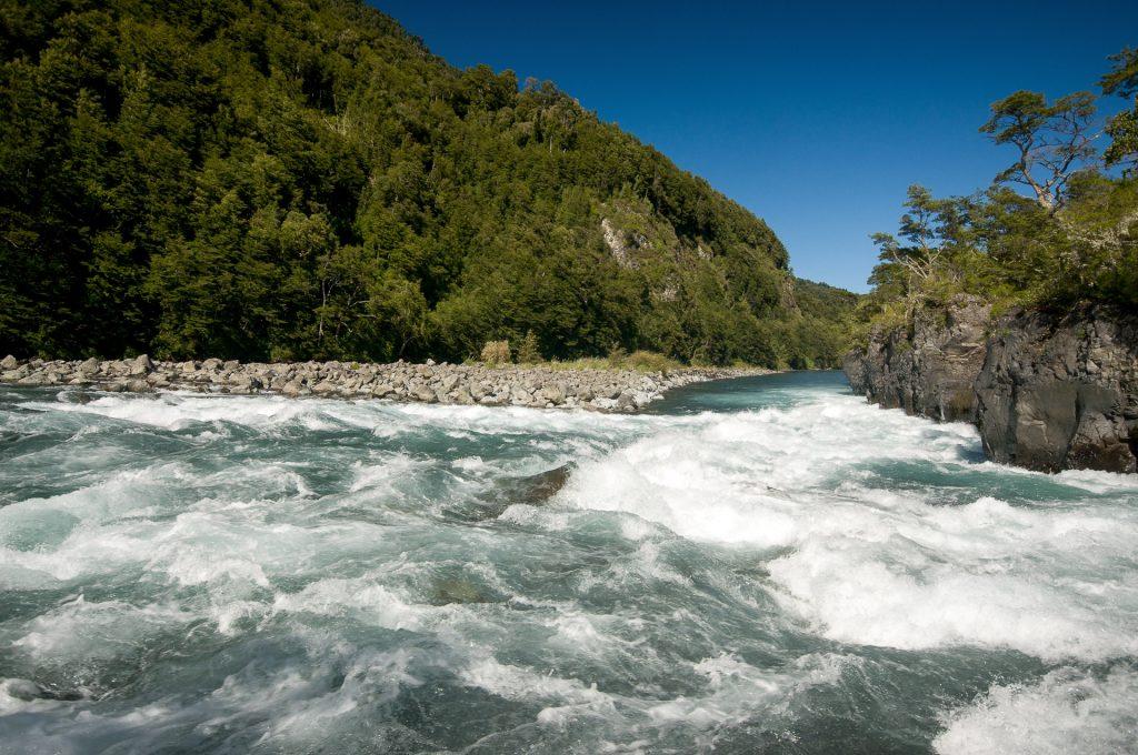 chili- rivière