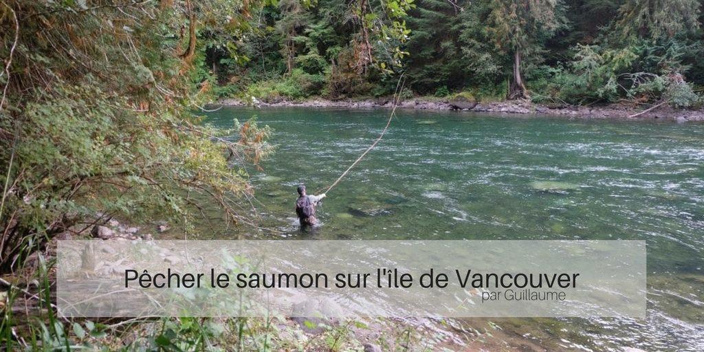 pêcher sur l'île Vancouver