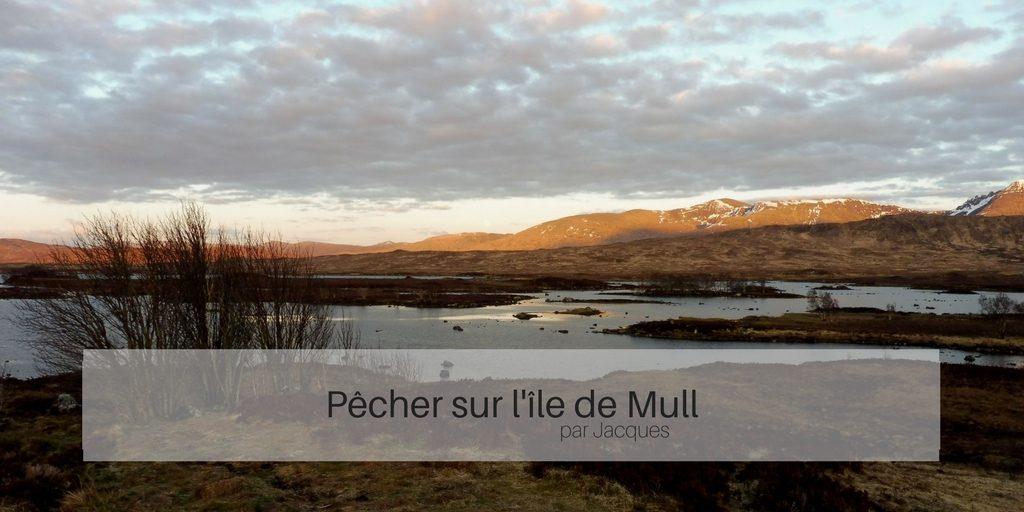 pêche île de Mull