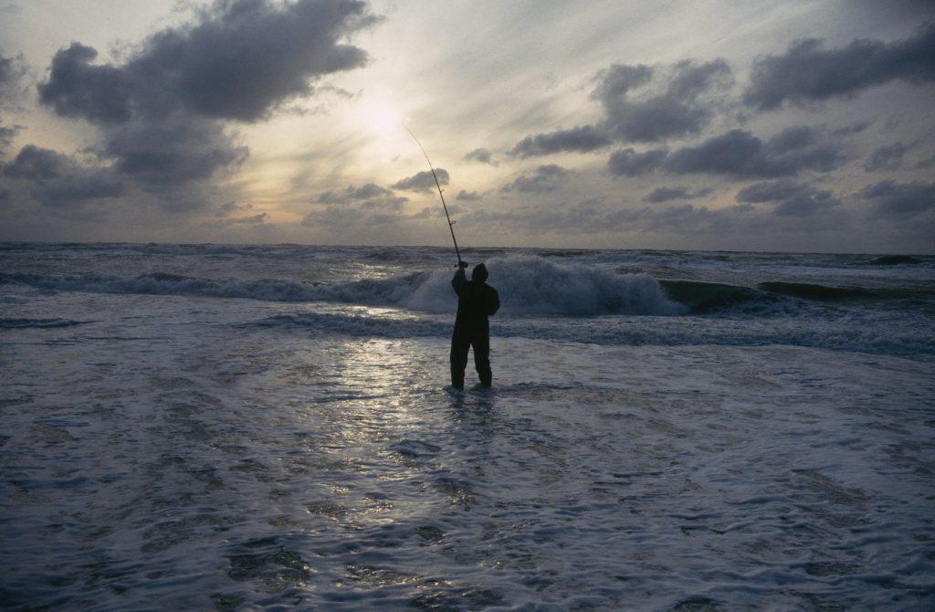 Pêche en mer au Danemark
