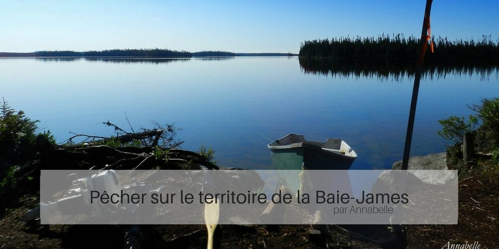 pêche baie james