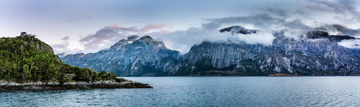 Paysage de Patagonie chilienne