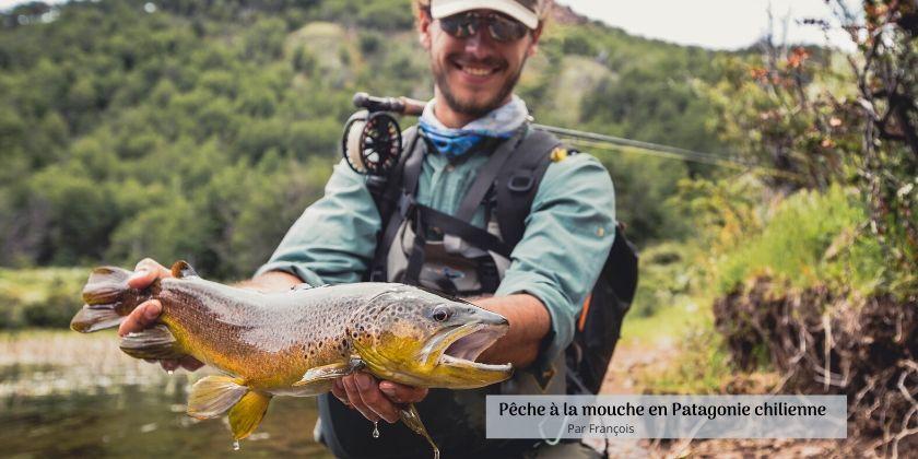 Pêche à la mouche en Patagonie chilienne