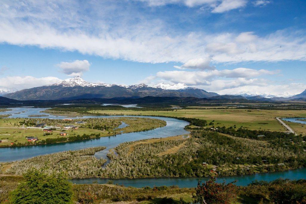 Le rio Serrano dans le Parc national Torres del Paine