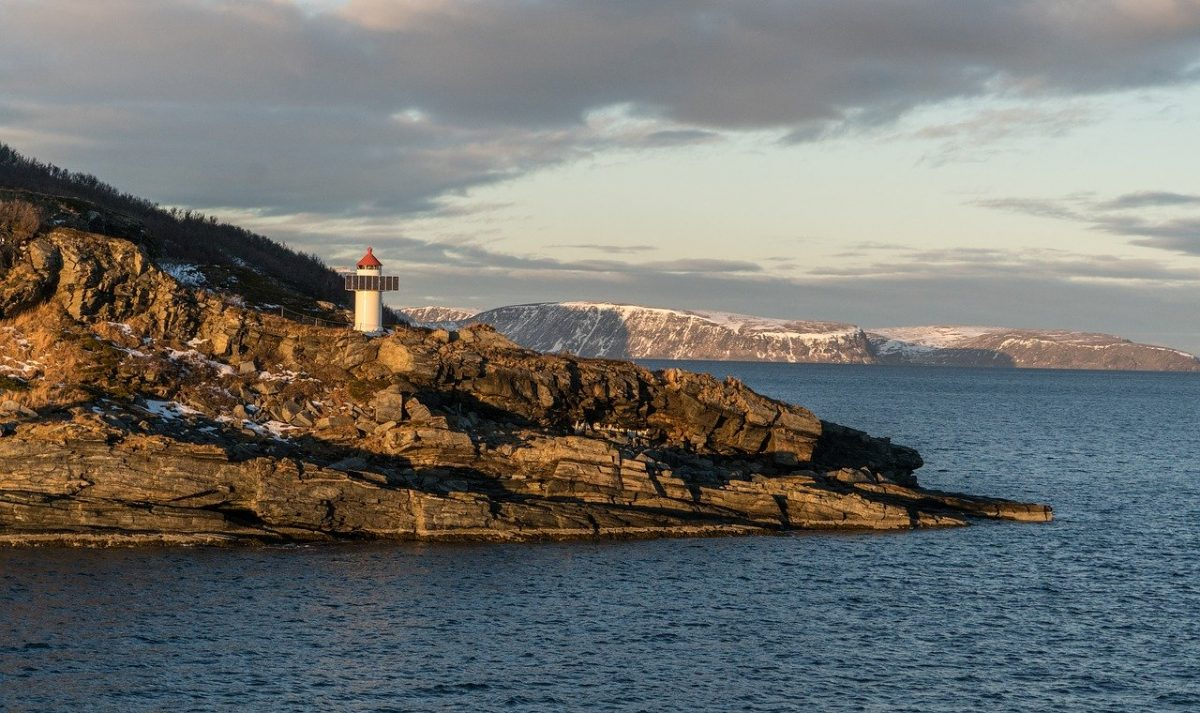Pêcher en mer en Norvège