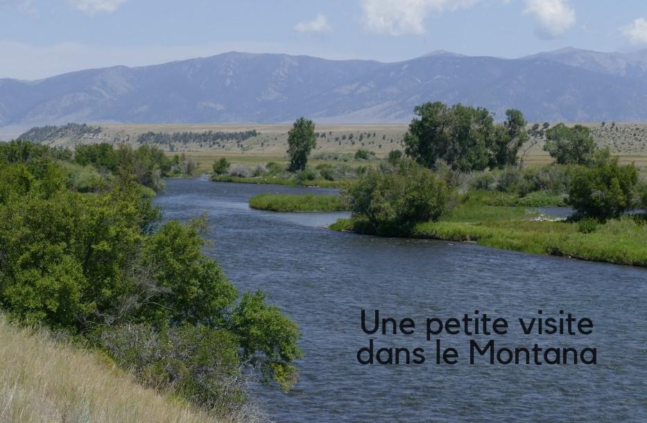 récit de pêche dans le Montana