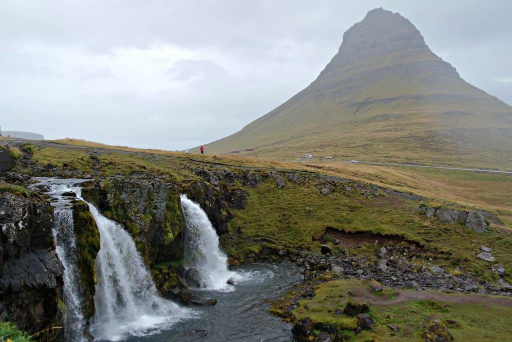 Kirkjufell - montagne islandaise