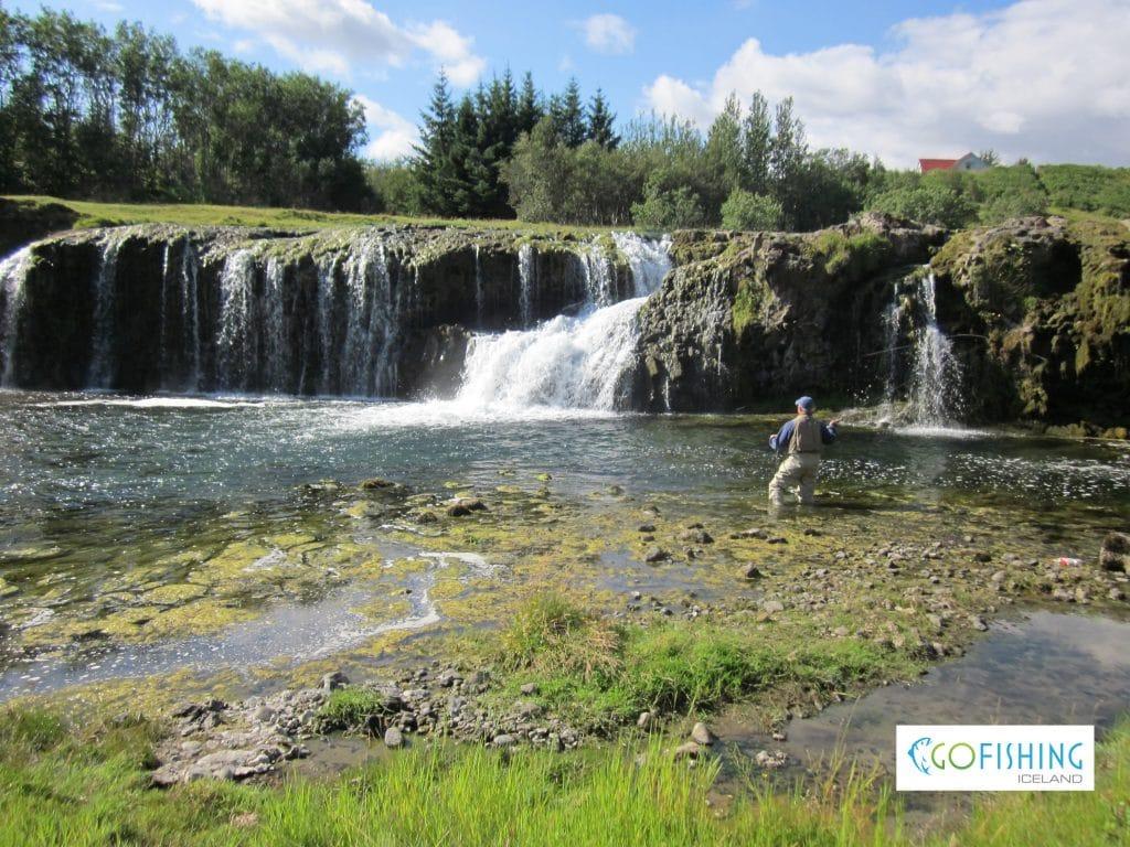Pêche à la mouche en Islande