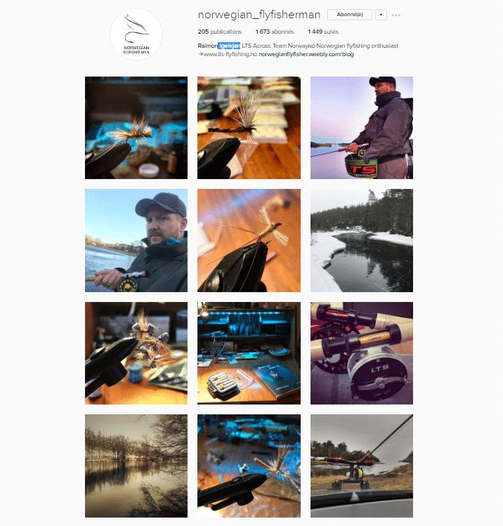 Galerie Instagram de Raimon Igelkjøn