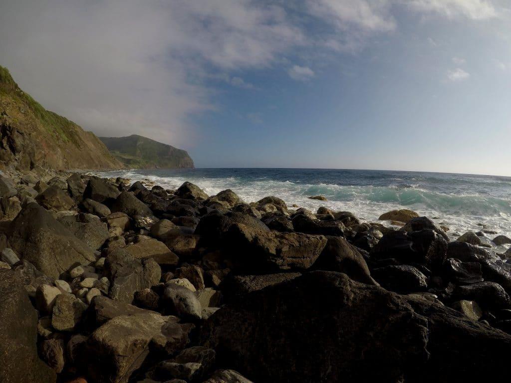 côte de Faja Grande - Flores (Açores)