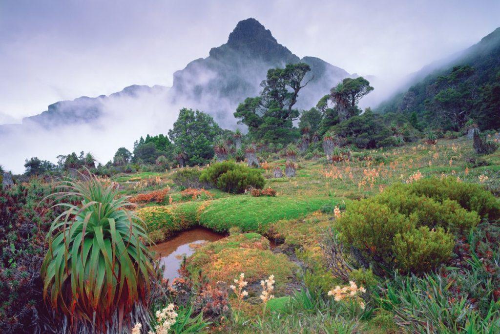 Mont Anne, crédit ©Tourism Tasmania & Popp Hackner Photography