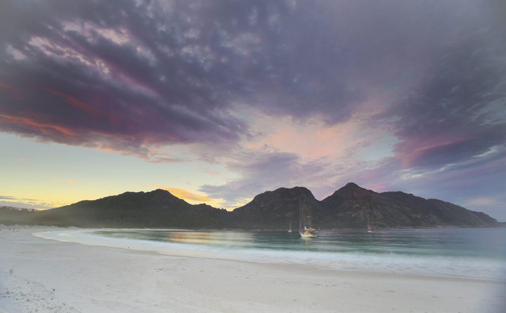Wineglass Bay Beach, crédit ©Kathryn Leahy