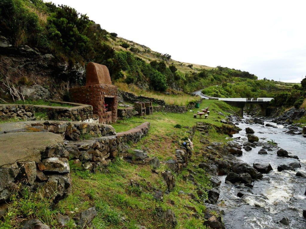 Rivière à truites (Flores aux Açores)