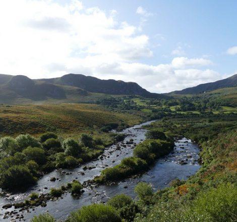 Pêche en rivière en Irlande