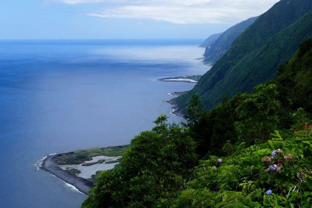 Côte de Sao Jorge (Açores)