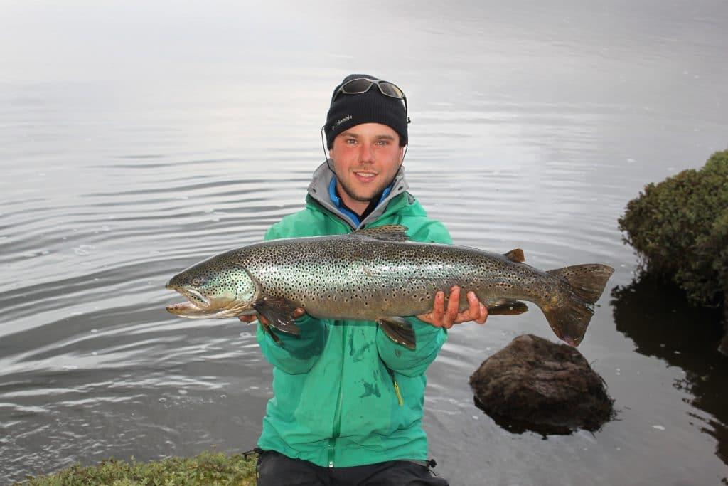 gros saumon - îles Kerguelen