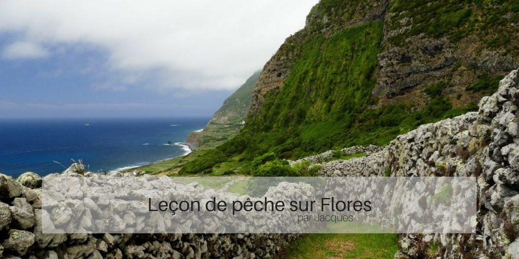 pêche sur Flores aux Açores