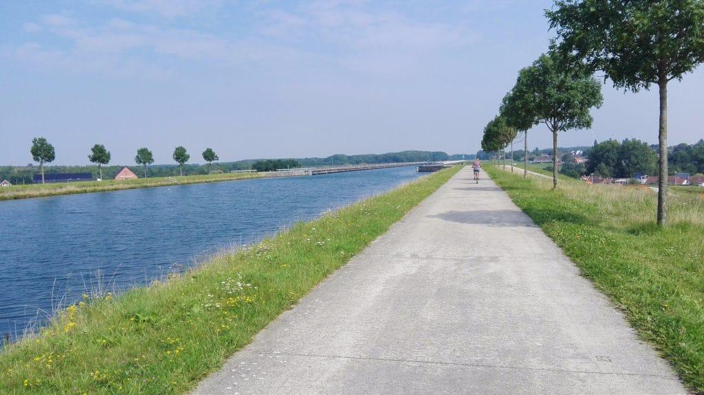 Canal du Centre - Wallonie