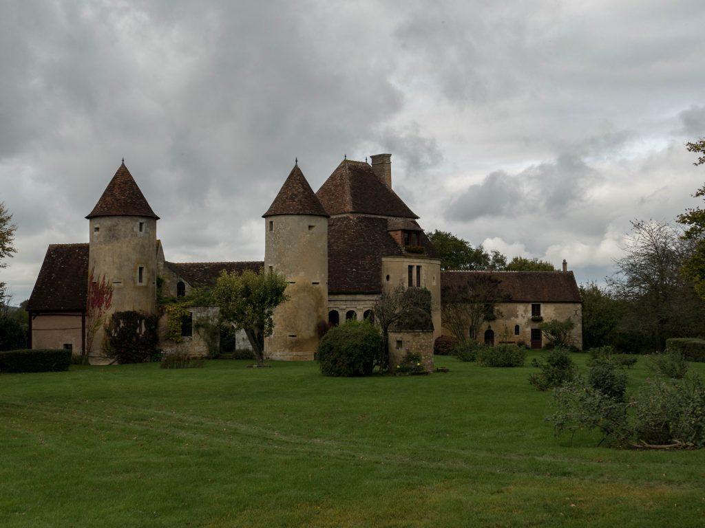 Le manoir de La Fresnaye-au-Perche