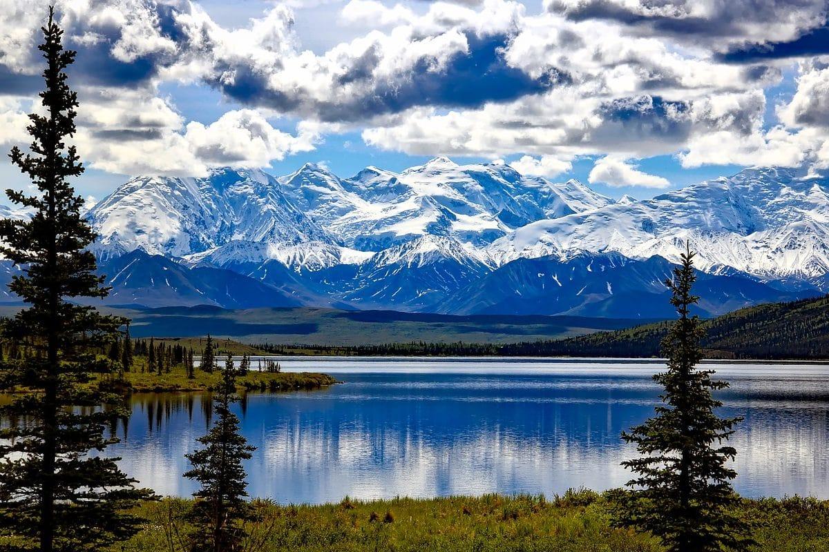 Parc national de Denali en Alaska