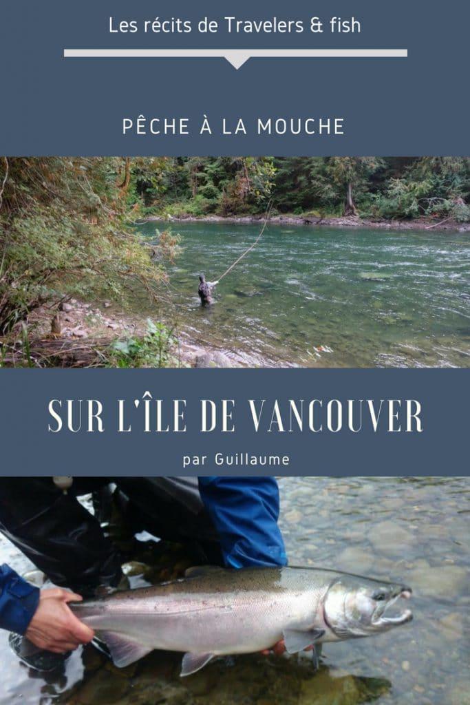 pêcher sur l'île de Vancouver