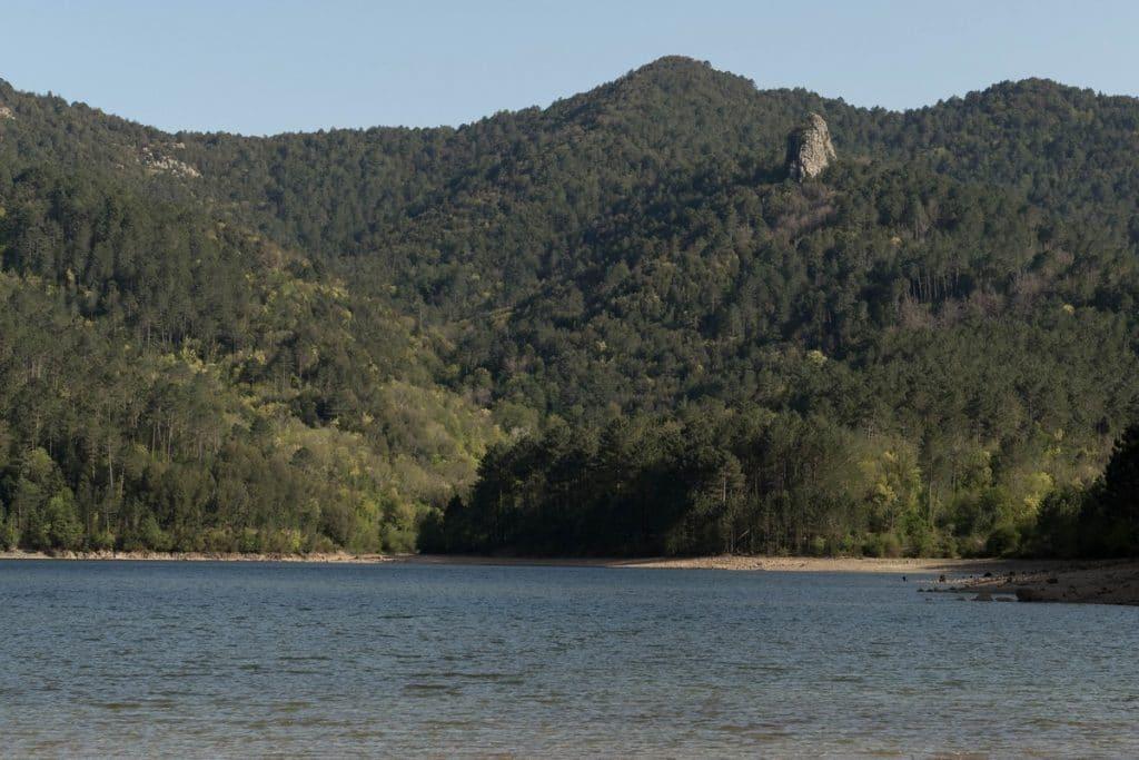 Lac de Sampolo - Ghisoni