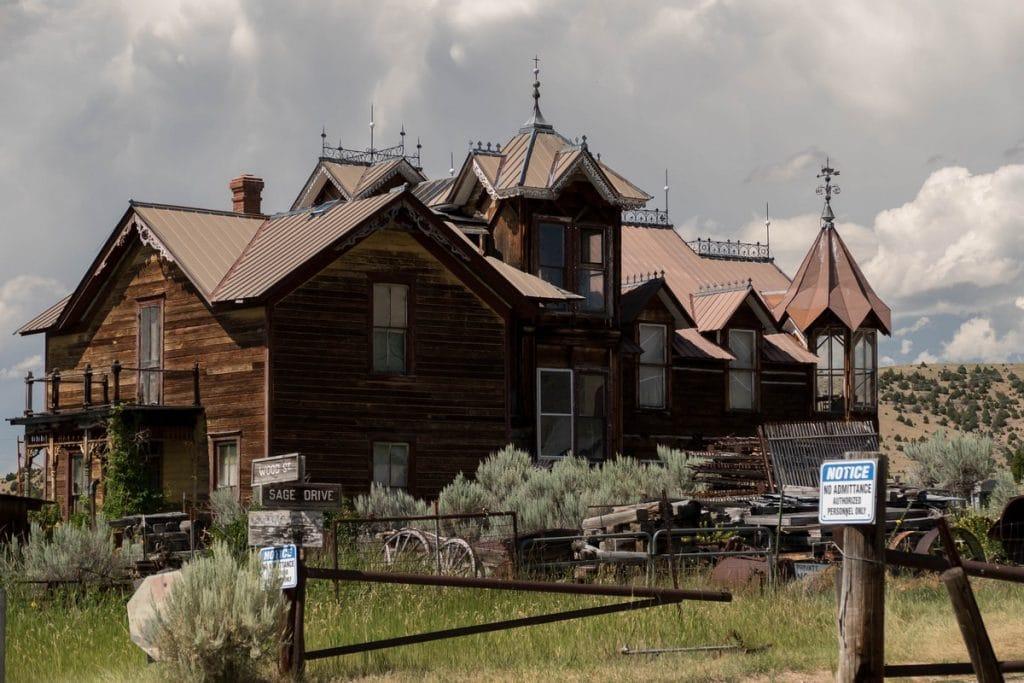 Village fantôme de Nevada City