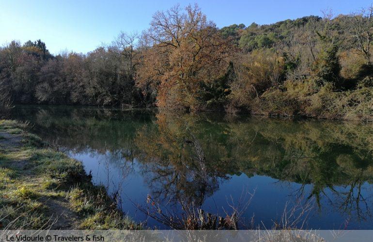 Le Vidourle dans le Gard