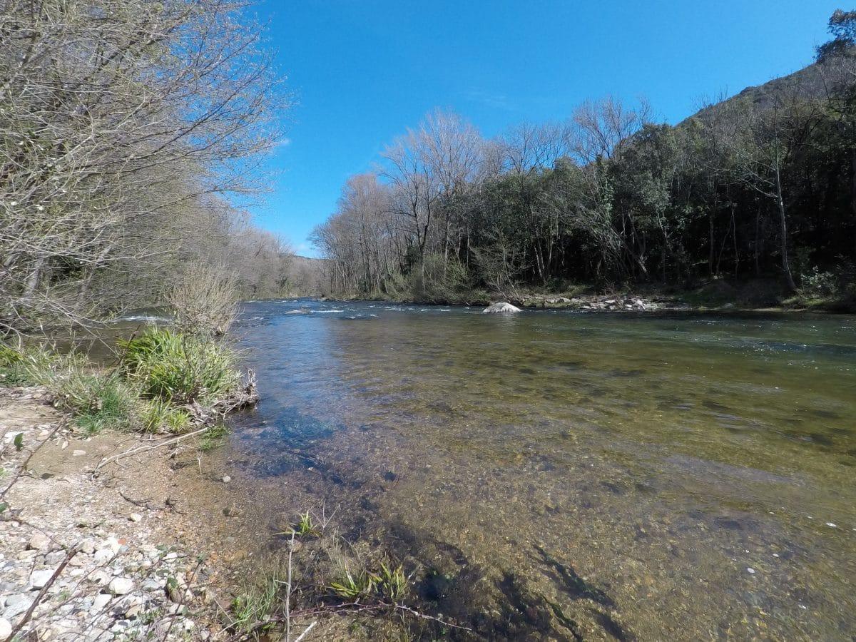 Le fleuve Orb