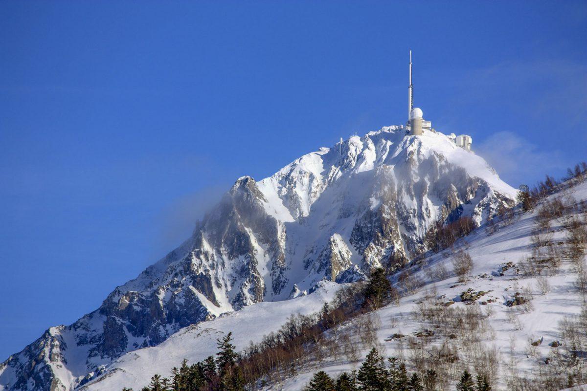 Le Pic du midi, en Hautes-Pyrénées