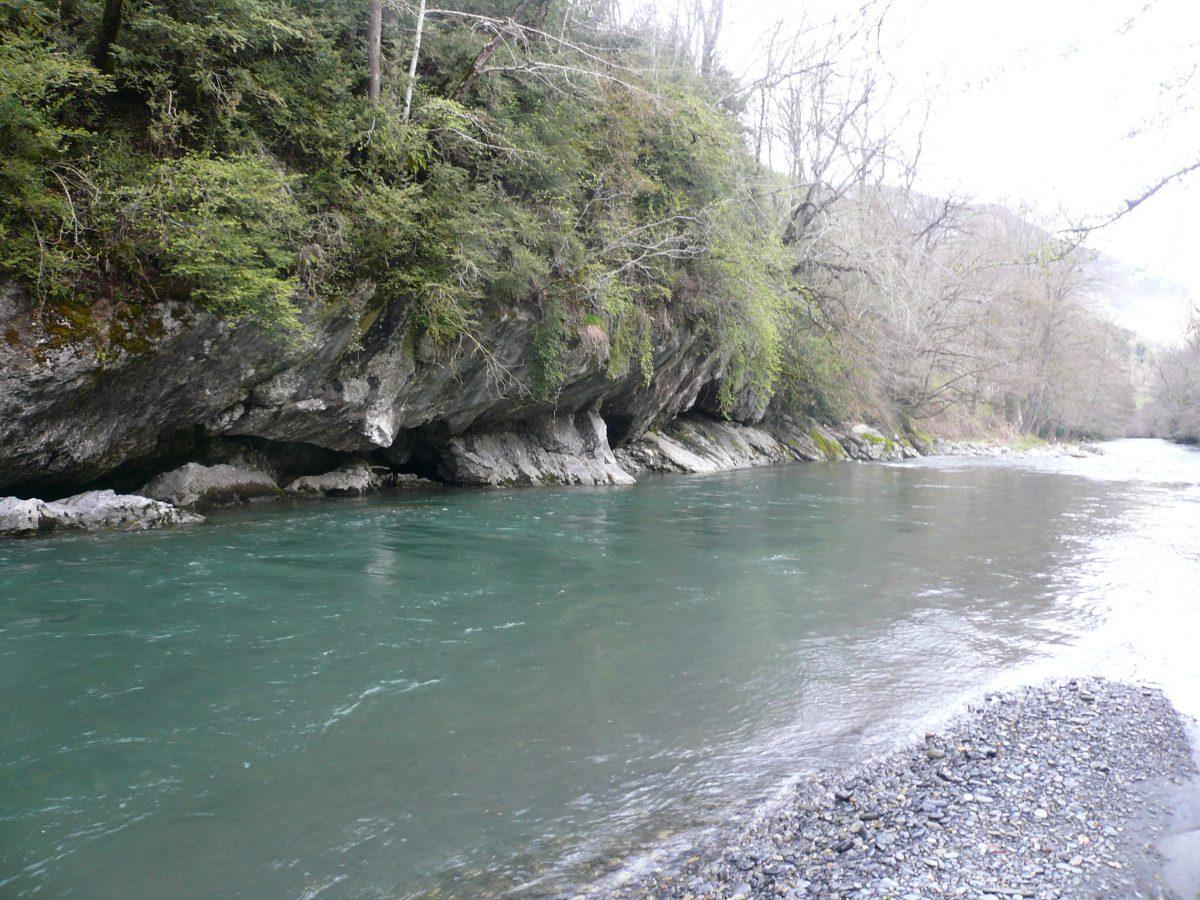 Pêche sur la Neste en Hautes-Pyrénées