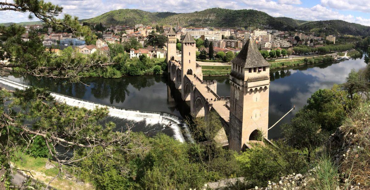 Pont Valentré à Cahors - Grands Sites de Midy-Pyrénées