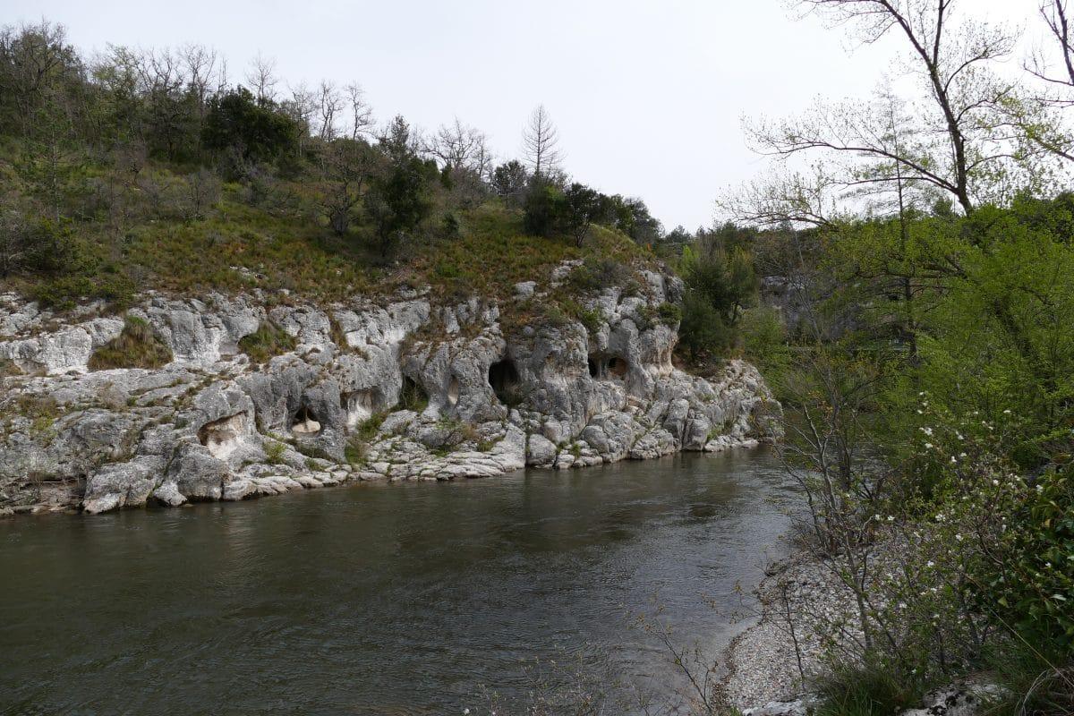 Pêche sur l'Aude en Haute Vallée
