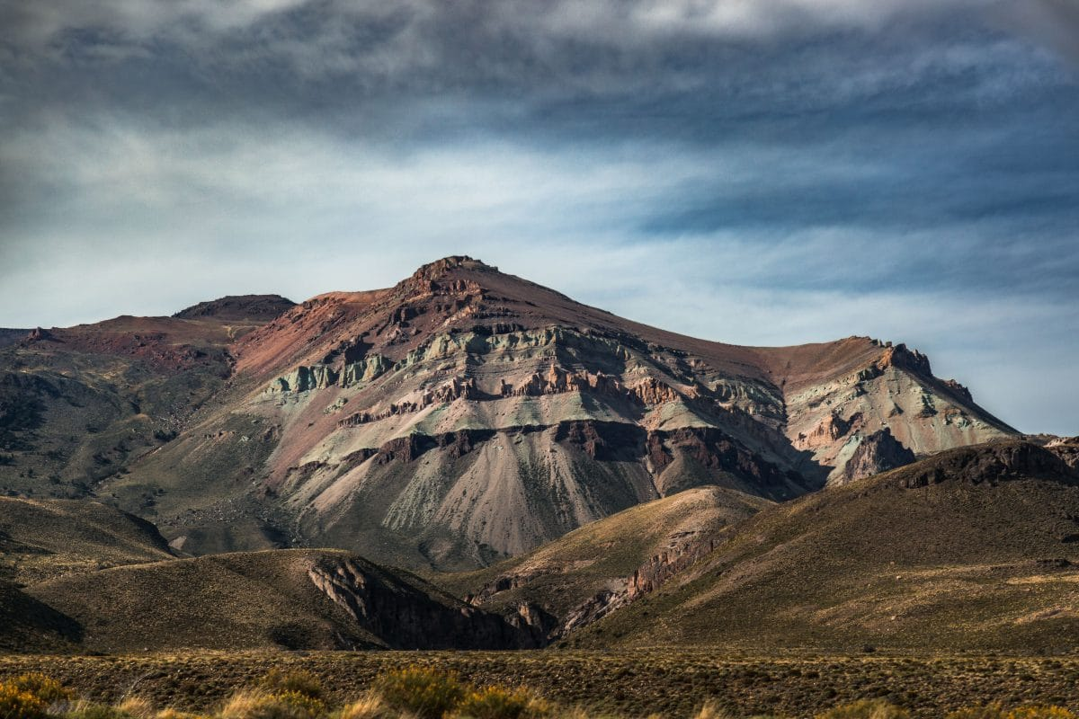 Paysage de montagne au Chili