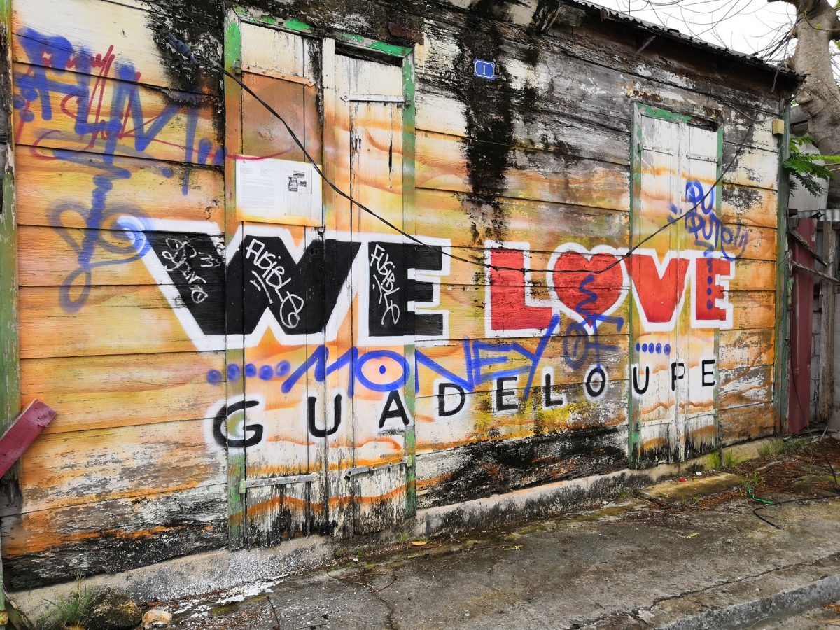 we love Guadeloupe