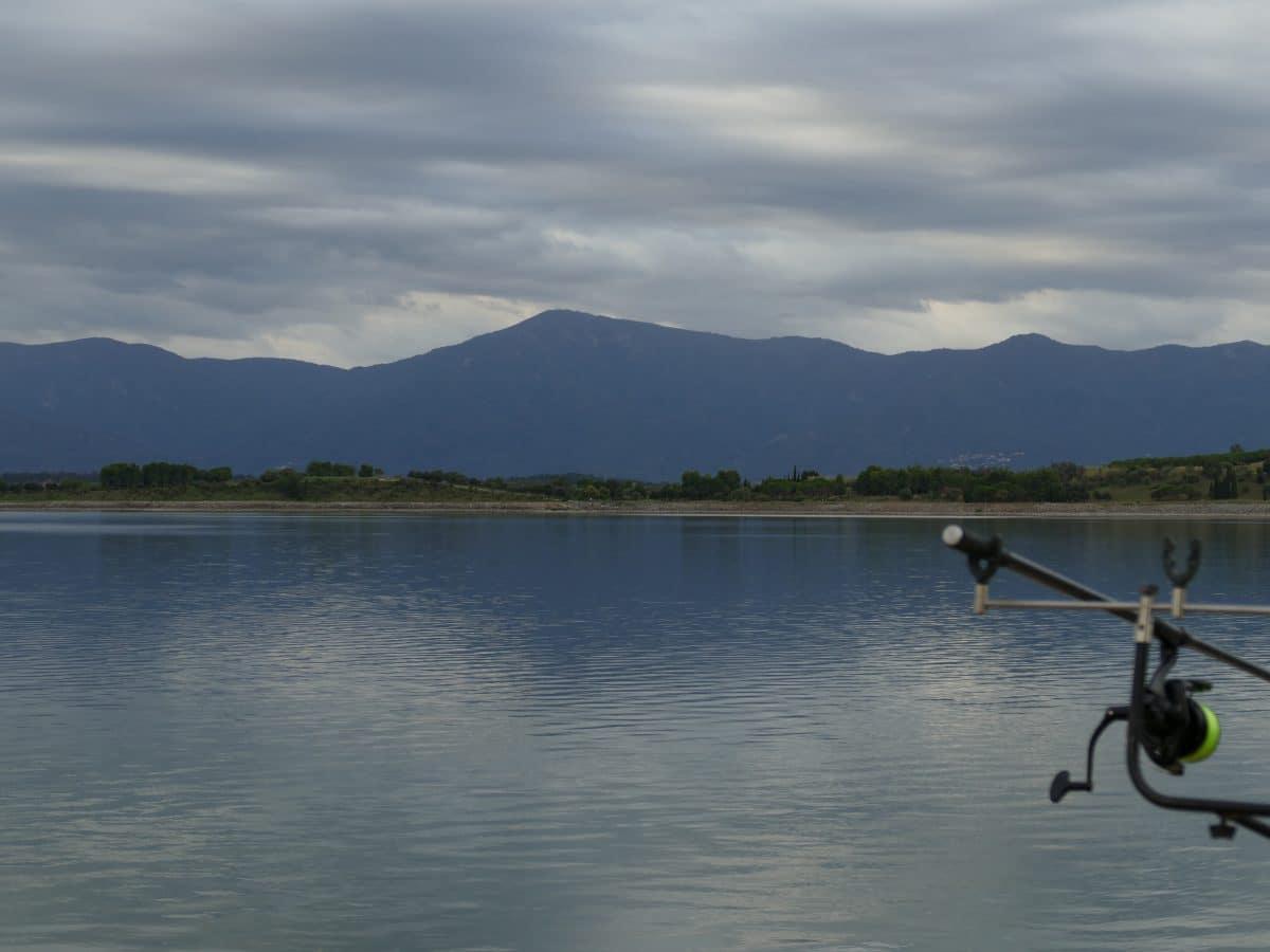 Pêche en Pyrénées Orientales (66) sur les lacs de la Raho