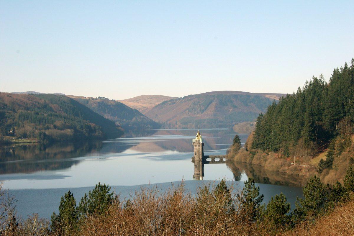 Pêcher au Pays de Galles