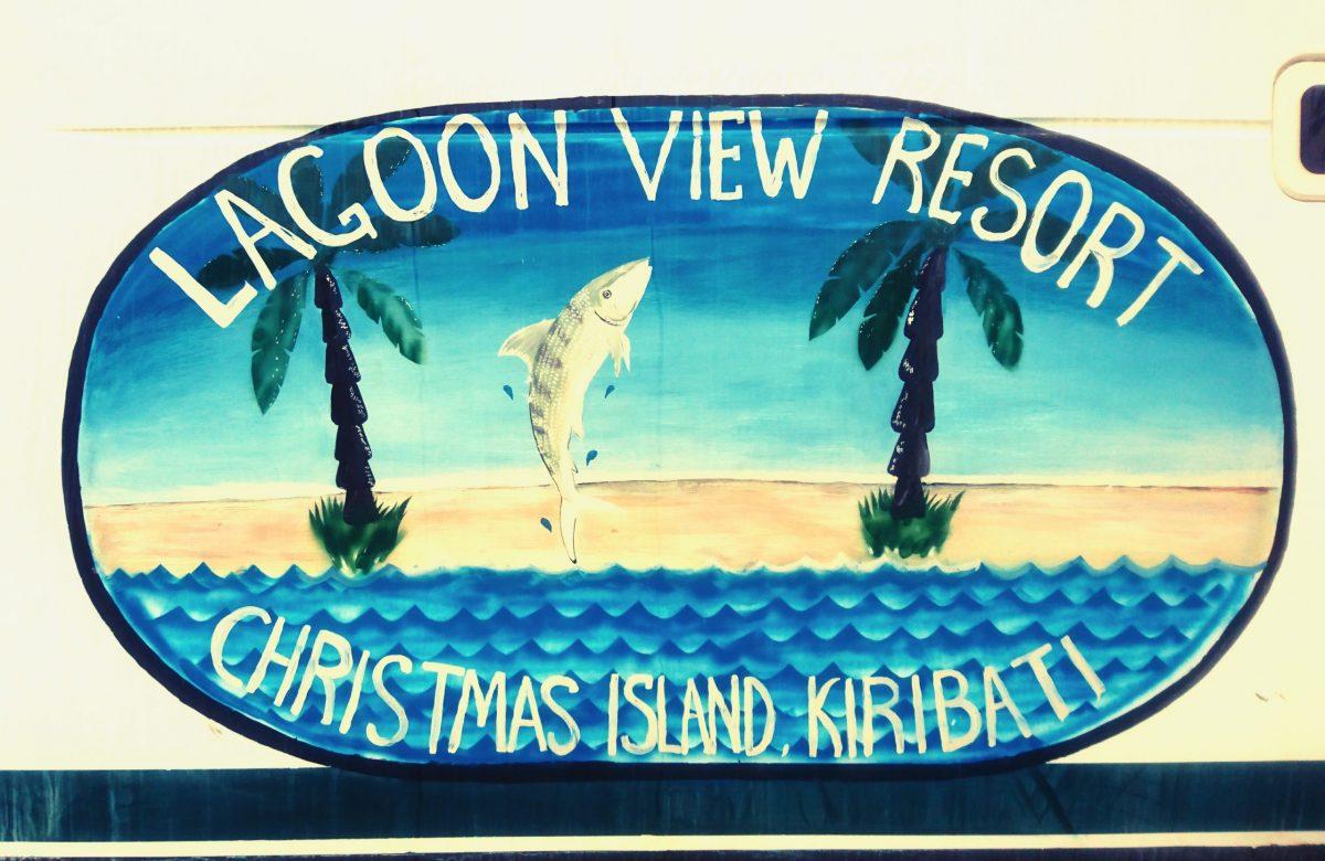 peche sur Christmas, Kiribati