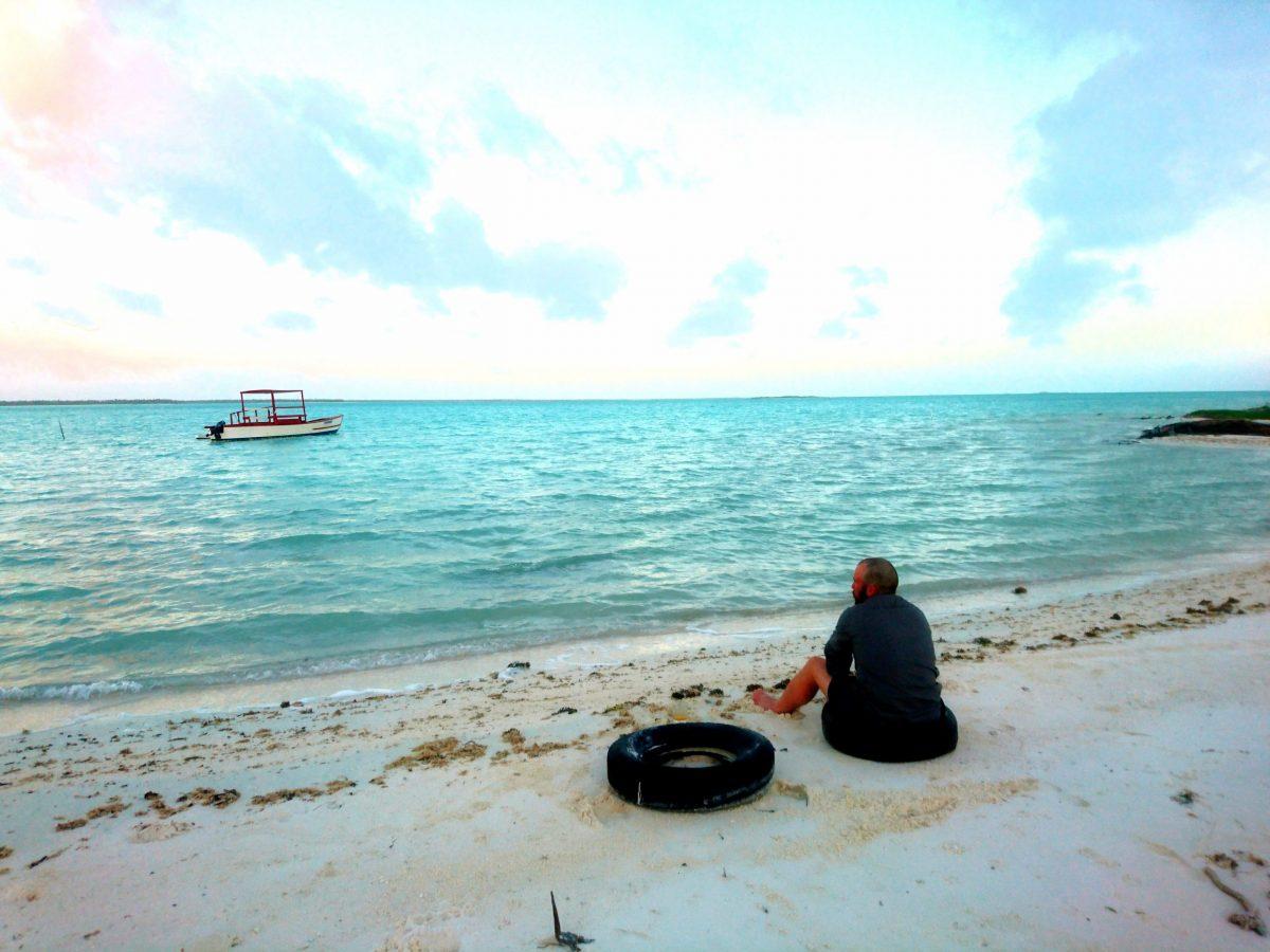 peche sur les îles Kiribati