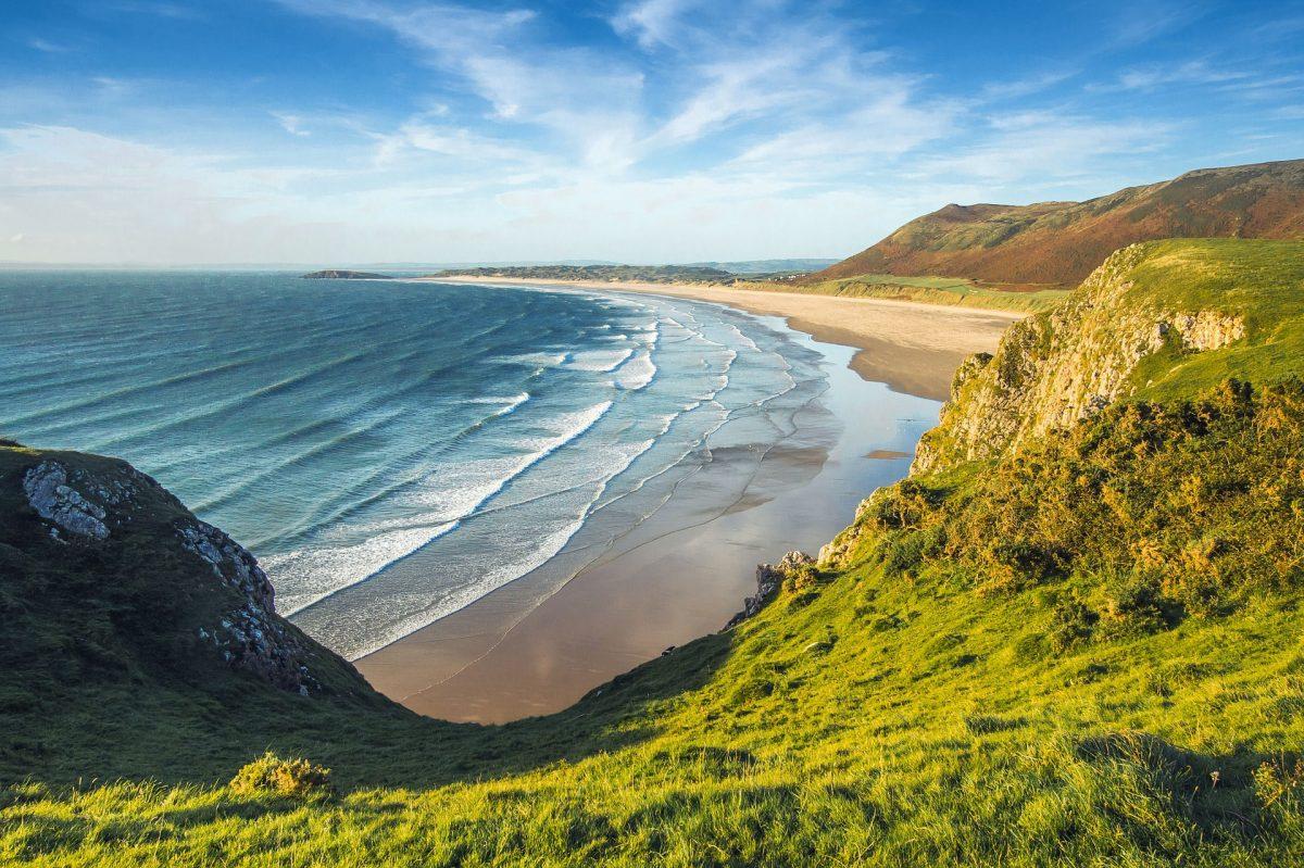 Pêcher en mer au Pays de Galles