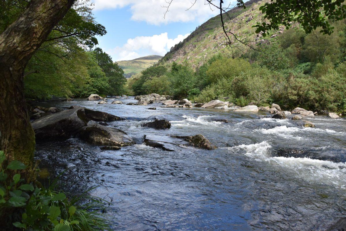 Pêcer sur les rivières du Pays de Galles